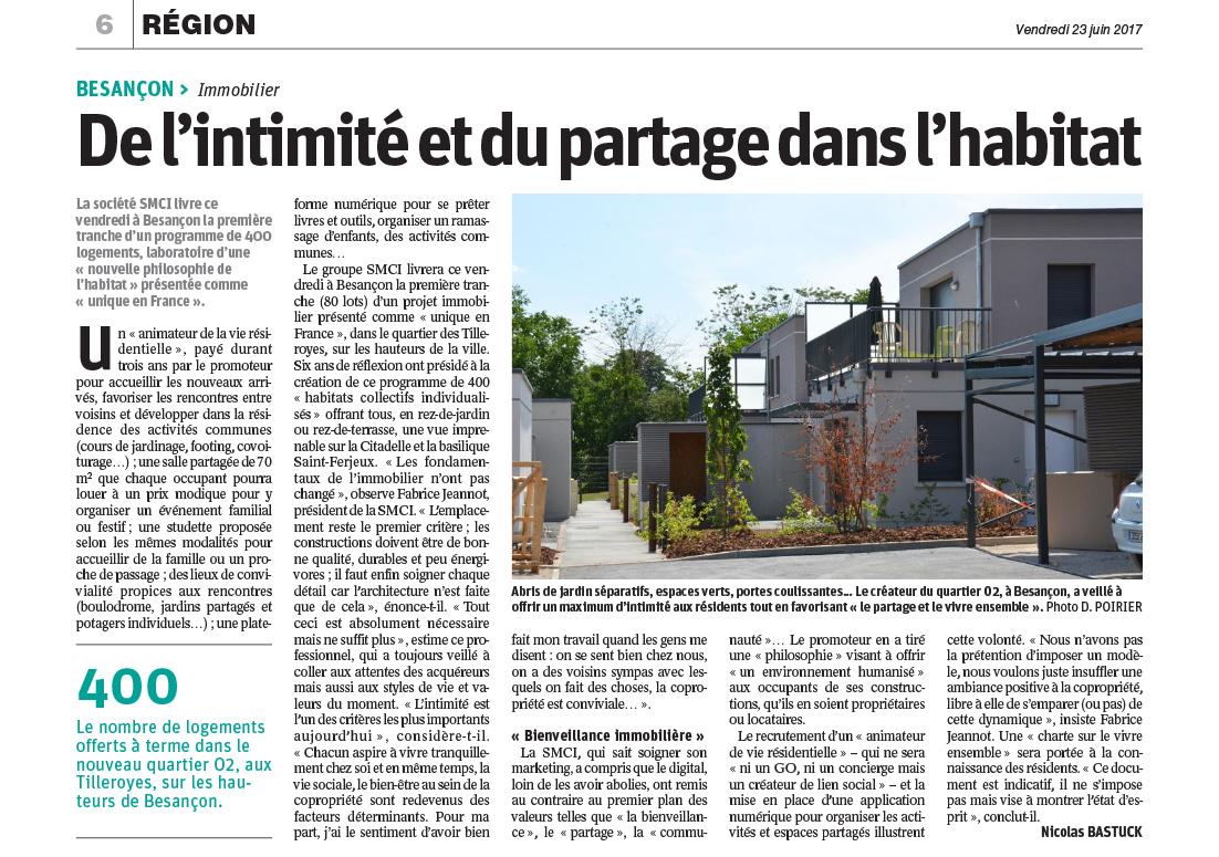 Article Est Républicain SMCI