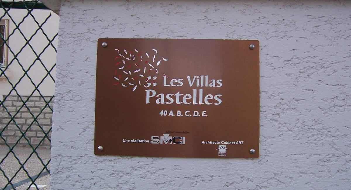 Les Villas Pastelles