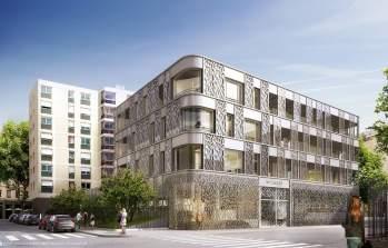 Le Cent 28, une nouvelle résidence de prestige au coeur du 6ème arrondissement de Lyon