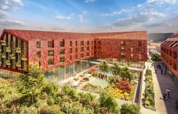 La résidence Genius, nouveau programme immobilier à Besançon