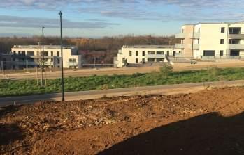 Terrain de pétanque, salle de sport : les travaux continuent aux Hauts-du-Chazal !