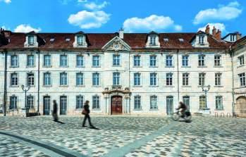 La rénovation de l'ancien conservatoire, un reportage France 3 Franche-Comté