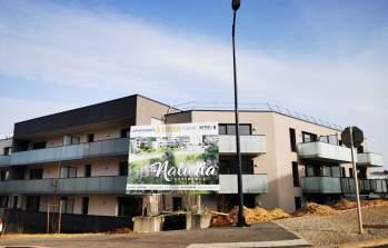 Livraison des appartements à la résidence Naturia aux Hauts-du-Chazal