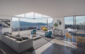 Découvrez notre superbe appartement en duplex à Viotte 360