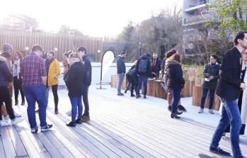 SMCI Gabriel Oh Saint-Rambert : soirée de lancement des jardins partagés !