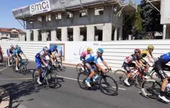 Genas | Le tour de France passe au pied du chantier !