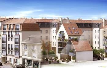 Notre sélection d'appartements neufs au centre-ville de Besançon