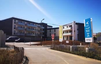 Livraison des appartements à Hélia aux Hauts-du-Chazal