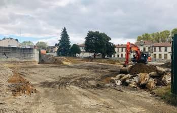 GENAS : Démarrage des travaux de la résidence Marianne