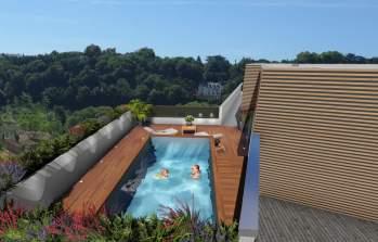 Votre appartement avec piscine à Saint-Rambert