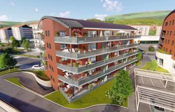 Canopée 2 : des logements neufs à vendre en dernière opportunité à Morteau